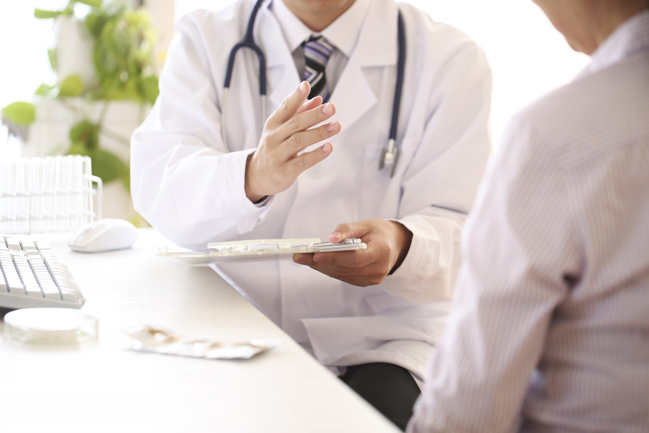 二木皮膚科 医学博士 二木昇平先生に聞く①「強い薬の副作用を防ぐ手段を模索していました」